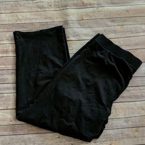 Talbot's Woman Black Pants